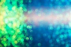 Art light bokeh for background design concept Stock Image