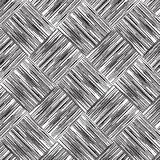Art line weave overlap pattern Royalty Free Stock Photo