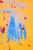 Art liquide abstrait Photos libres de droits