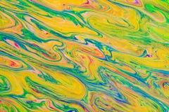 Art liquide Fond de l'eau de colorant illustration libre de droits