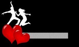 Art of Love Stock Image