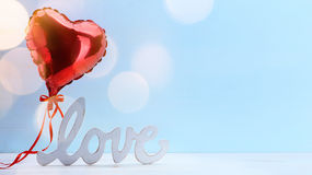 Art  Love Valentine's hearts; Valentines Day background Royalty Free Stock Image