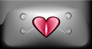 Art of love Way. Art work with vectors, illustration,clip-art free way Royalty Free Stock Photos