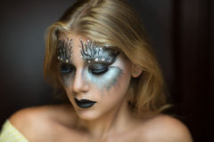 Art make up Stock Images