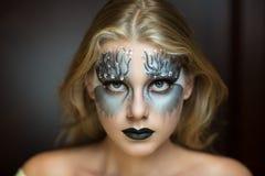 Art make up Royalty Free Stock Photos