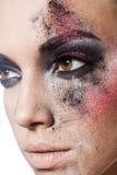 Art makeup Stock Image