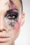 Art makeup Royalty Free Stock Photo