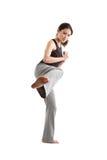 art martial woman Στοκ Εικόνες