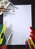 Art material Stock Images