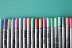 Art, Materials, Blue Royalty Free Stock Photo