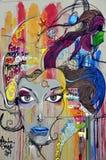 Art, Modern Art, Painting, Street Art Stock Photography