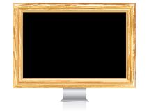 Art monitor Stock Photo