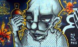 Art Montréal de rue Photographie stock