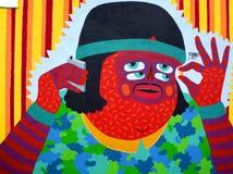 Art Montréal de rue Image stock