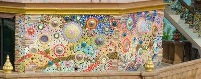 Art mosaic glass Royalty Free Stock Photos