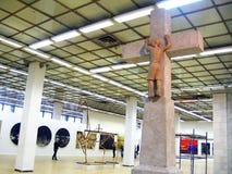 Art Moscow 2013 international art fair Royalty Free Stock Image