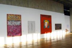 Art Moscow 2013 international art fair Royalty Free Stock Images