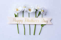Art mother's day background Royalty Free Stock Image