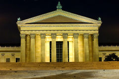Art Museum. Philadelphia's Art Musem, Pennsylvania Royalty Free Stock Photography