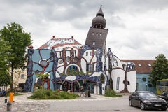 Art museum, Abensberg Stock Images