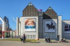 Art Museum contemporaneo di Montreal Immagini Stock Libere da Diritti