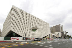 Art Museum contemporaneo a Los Angeles Fotografia Stock