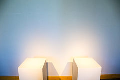 Art Museum Gallery Displays Empty Royalty Free Stock Image