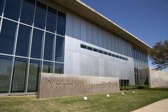 Art Museum moderno de Fort Worth fotografía de archivo libre de regalías