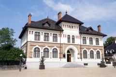 Art Museum Piatra Neamt - Neamt County, Romania Royalty Free Stock Image