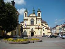 Art Museum Prycarpattya, Ivano-Frankivsk Photos stock