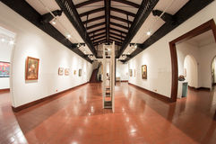 Art Museum. At San José Costa Rica royalty free stock images