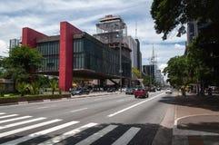 Art Museum of Sao Paulo, MASP Royalty Free Stock Images