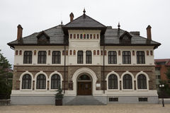 Art Museum - Piatra Neamt - Romania. 