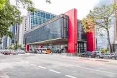 Art Museum van Sao Paulo Royalty-vrije Stock Foto