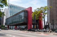 Art Museum van Sao Paulo, MASP Stock Afbeelding