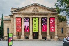 Art Museum von Süd-Australien, Adelaide Lizenzfreie Stockfotografie