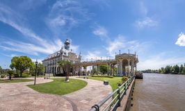Art Museum von Tigre Museo De Arte Tigre - MATTE - Tigre, Buenos- Airesprovinz, Argentinien stockbilder