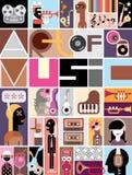 Art of Music Stock Photos