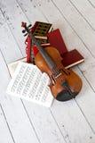 Art. musicale. Fotografie Stock
