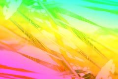 Art naturel abstrait de décor de symétrie de la géométrie vibrant image stock