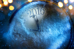 Art New-Jahruhr 2016 Lizenzfreie Stockfotografie