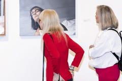Art New York 2019 photo stock