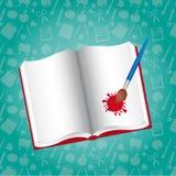 Art notebook Stock Photos