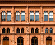 Art Nouveau architecture Royalty Free Stock Photo