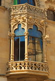 Art Nouveau architecture Royalty Free Stock Photography