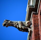 Art Nouveau architecture. HELSINKI, FINLAND SEPTEMBER 25 2015: Influenced by Classicism and modernised by Functionalism, Helsinki is also known for its Art stock image