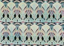 Art Nouveau background. Stock Photos
