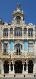 Art nouveau building Royalty Free Stock Image