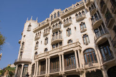 Free Art Nouveau Building Royalty Free Stock Photography - 7949857