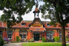 Art Nouveau building in Leeuwarden Stock Image